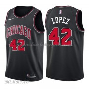 Canotte Basket Bambino Chicago Bulls 2018 Robin Lopez 42# Statement Edition..